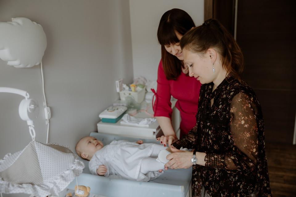reportaż chrztu Olsztyn