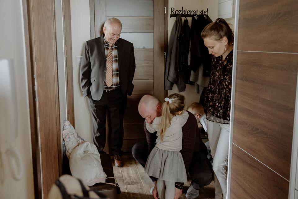 Gdańsk fotografia rodzinna