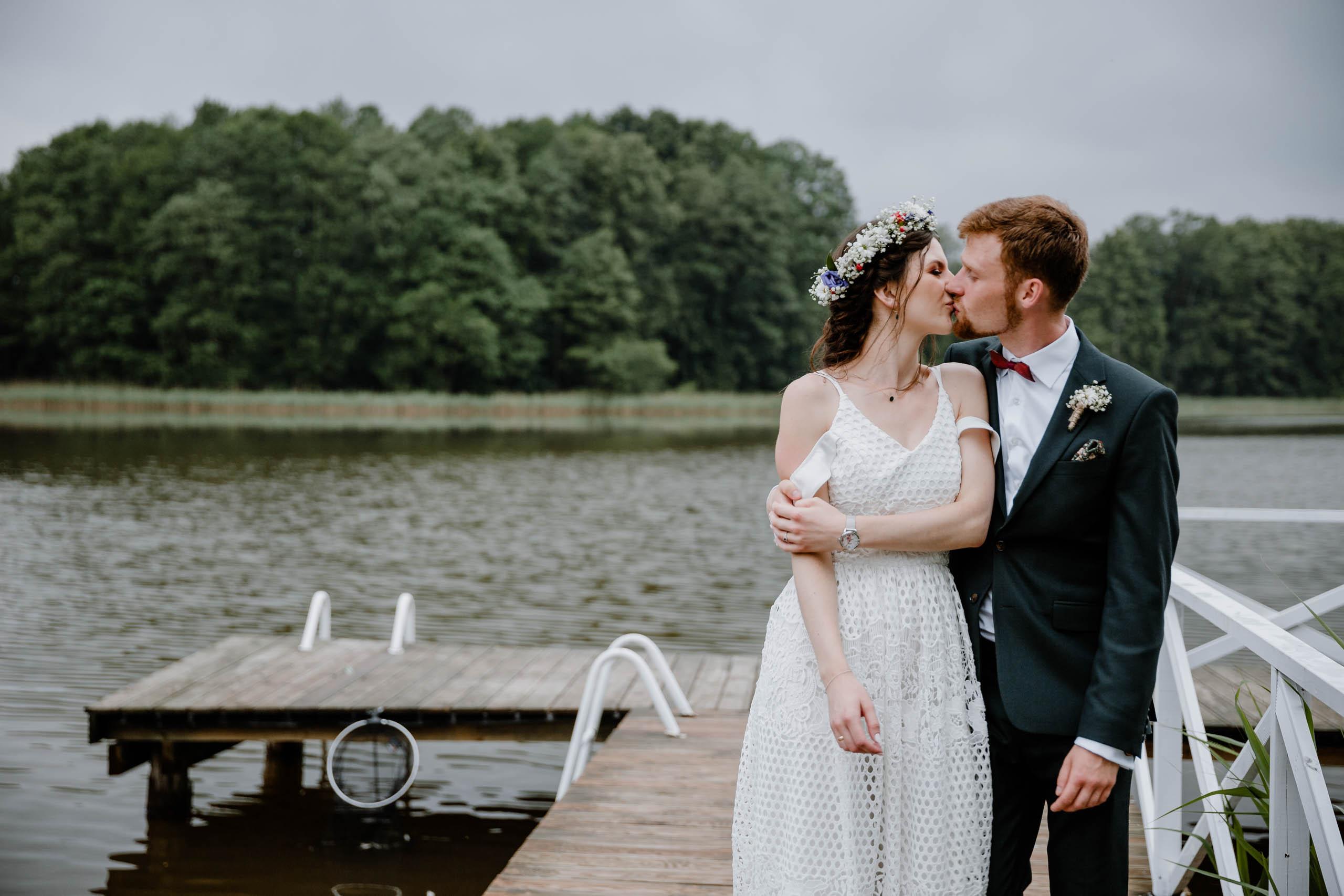 wesele rustykalne na Mazurach