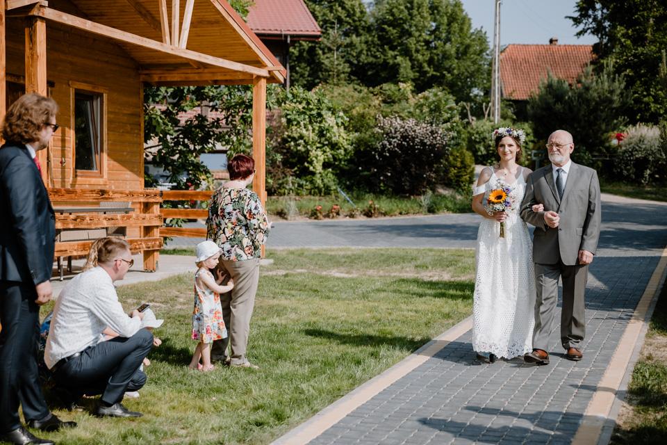 fotograf wesele rustykalne Warmia i Mazury