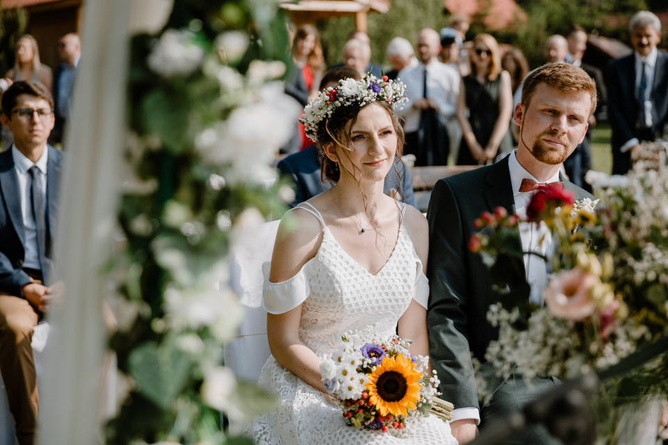 ślub i wesele w plenerze Olsztyn
