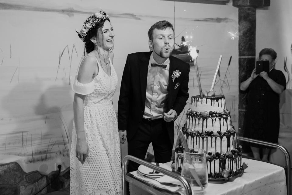 wesele rustykalne fotografia