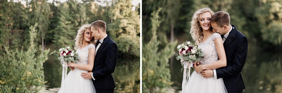 miejsca na sesję ślubną w okolicy Olsztyna