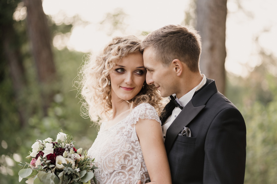 sesja ślubna fotografia Olsztyn