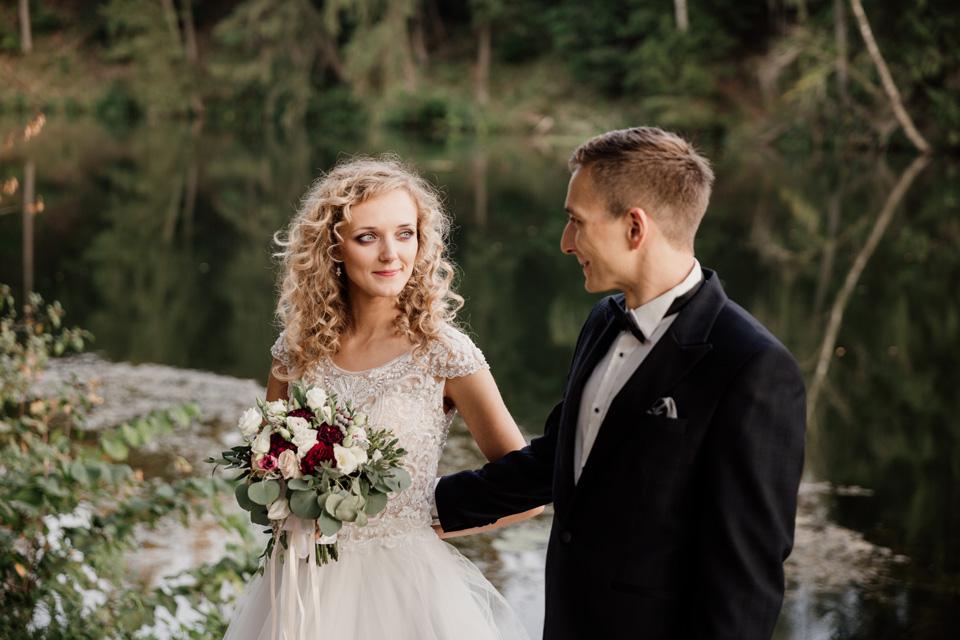 fotograf na sesję ślubną Warmia i Mazury