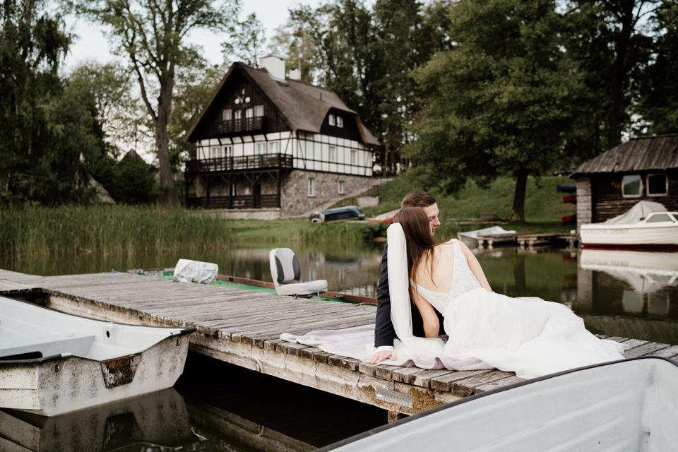 fotograf kamerzysta wesele Warmia i Mazury
