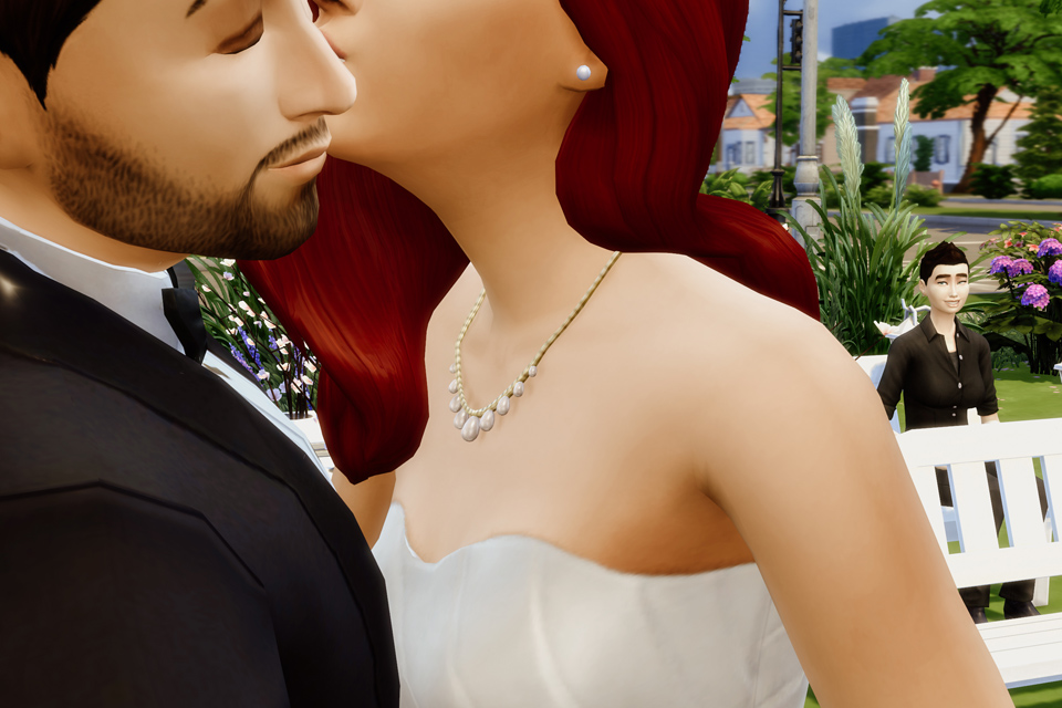 Fotografia i filmowanie Sims 4