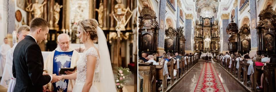 oprawa muzyczna ślubu- kościół w Świętej Lipki