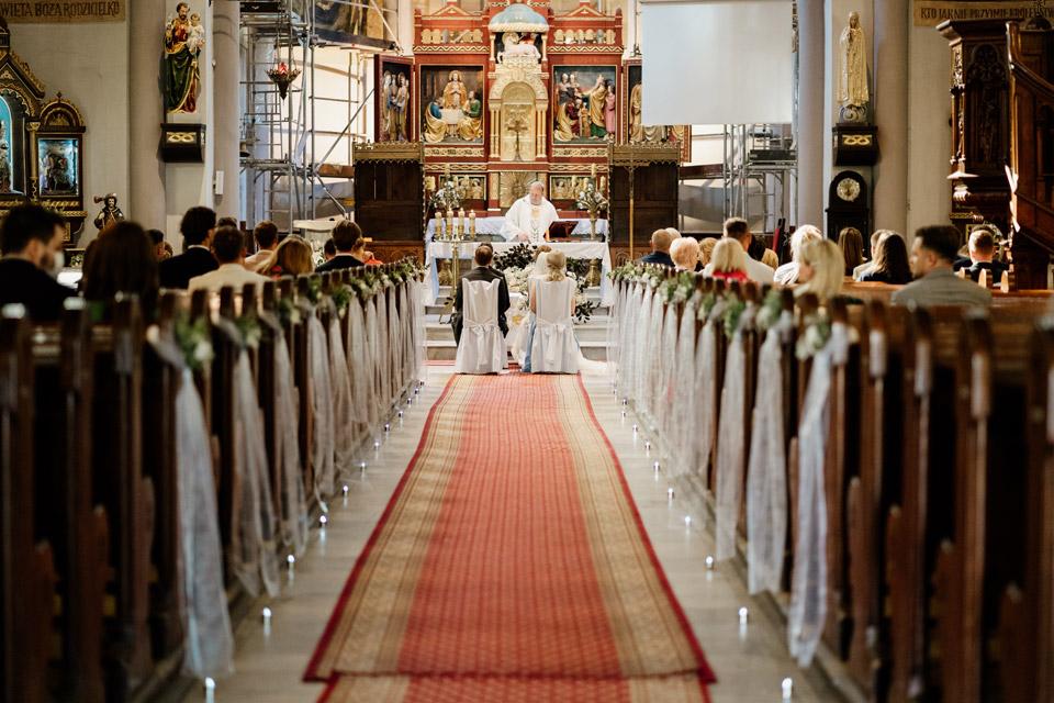 kościół świętego Józefa ślub