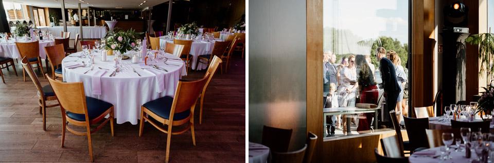 restauracja Przystań Olsztyn- dekoracje ślubne