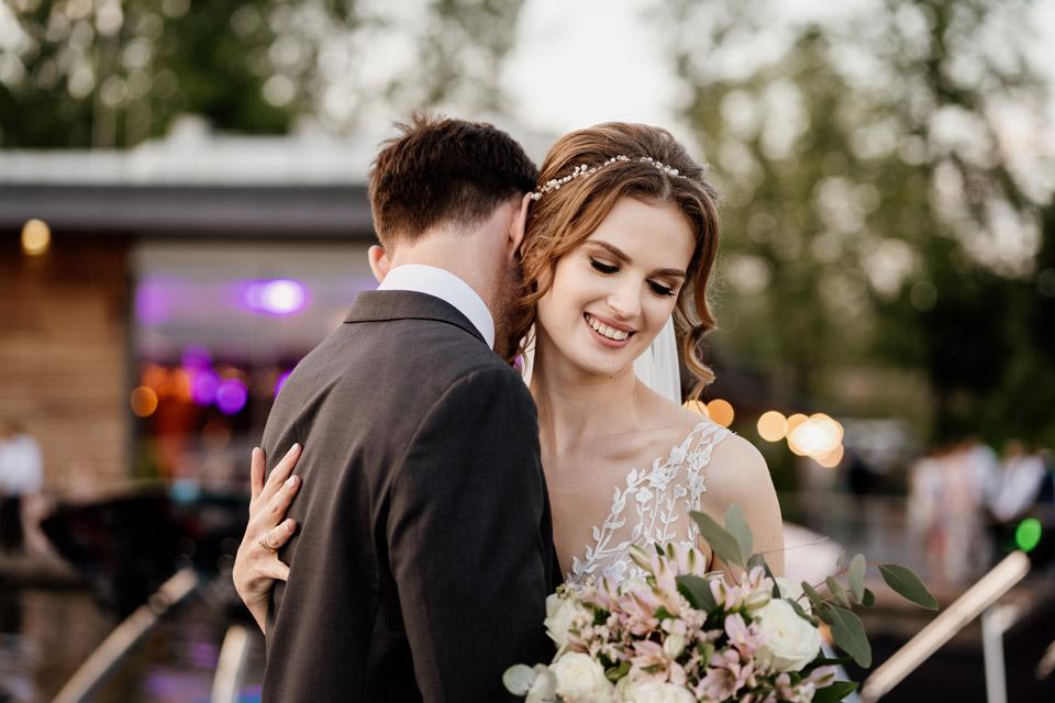 fotograf i kamerzysta na ślub- sesja w plenerze