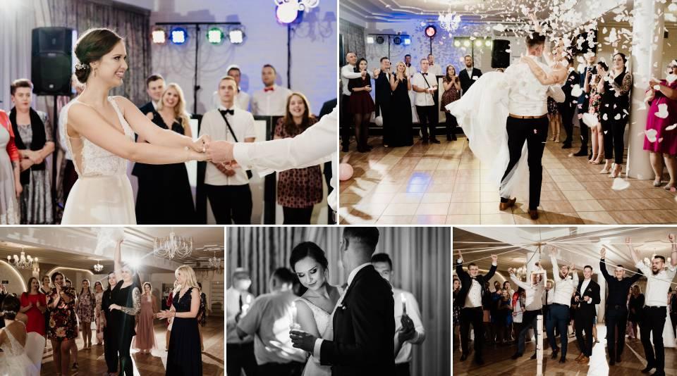 zdjęcia z wesela- ujęcia ogólne i szczegółowe
