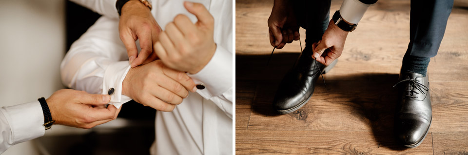 przygotowania ślubne- detale