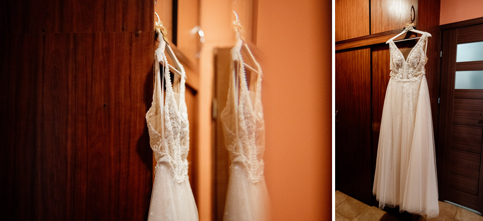 suknia ślubna- kreatywne ujęcia