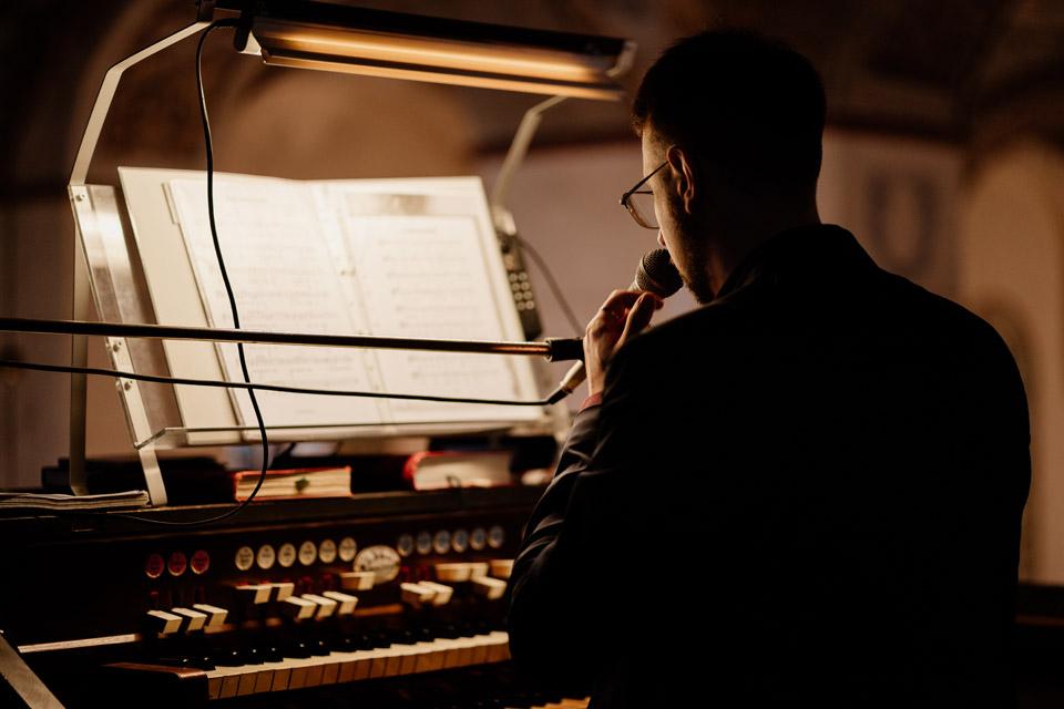organista w kościele, Jonkowo