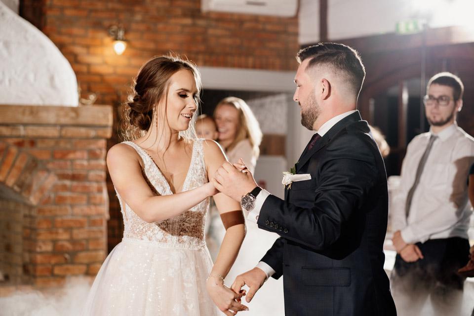 pierwszy taniec na weselu
