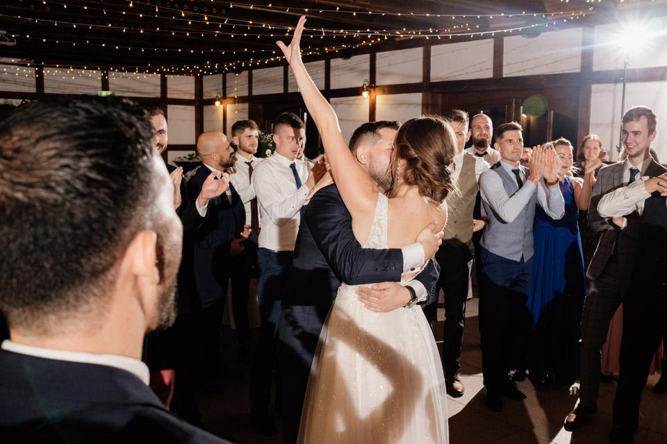 Zalesie Mazury- zabawa na parkiecie na weselu