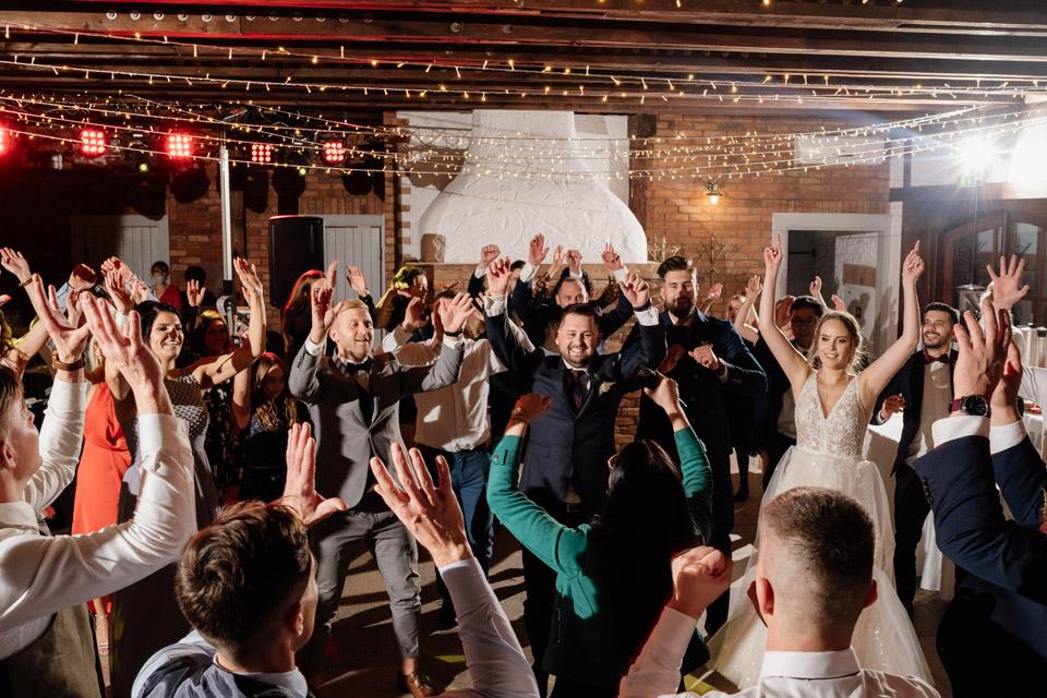 wesele w Zalesie Mazury Active SPA