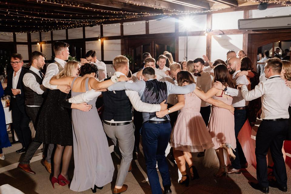 Zalesie Mazury najlepsze zabawy weselne