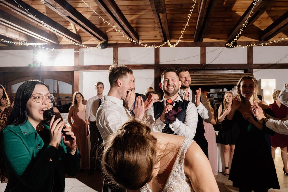 konkurs jaka to melodia na weselu w Zalesie Mazury