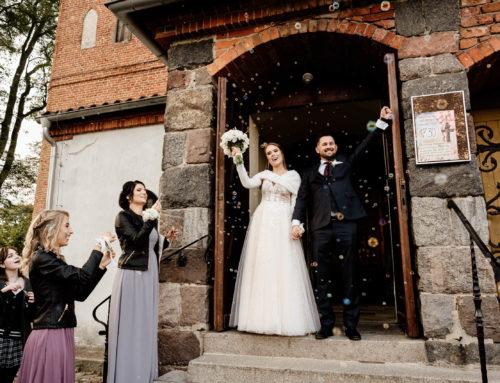 Kasia & Kacper – wesele w hotelu Zalesie Mazury