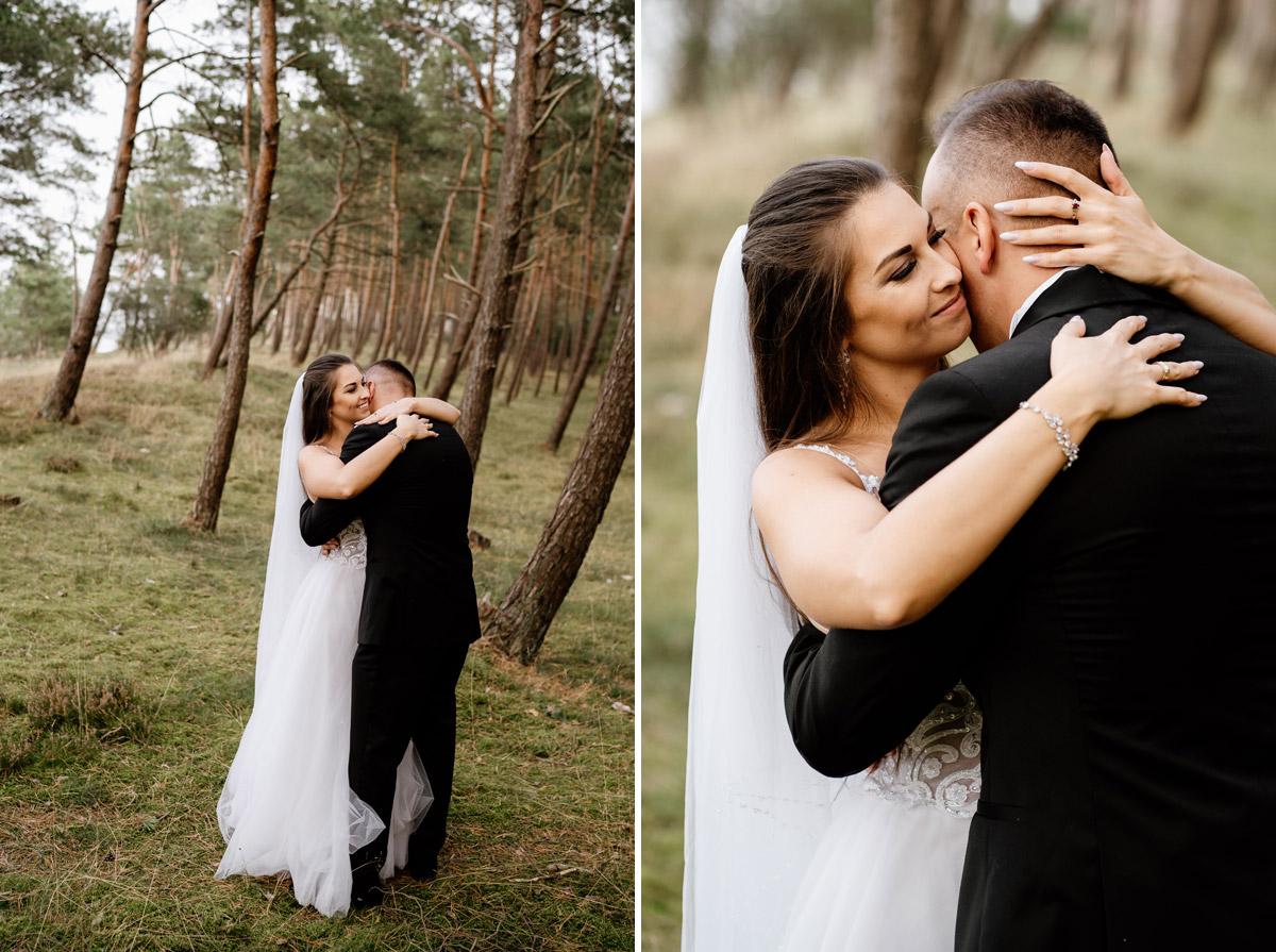 najlepszy fotograf na sesję ślubną nad morzem