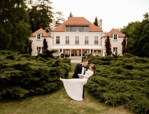 Agata & Paweł – Pałac Smoszewo – ślub i wesele
